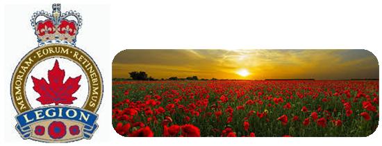 Crest & Poppy field