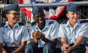 3 cadets