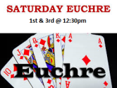 Legion Sturday Euchre