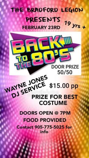 80's Party 1