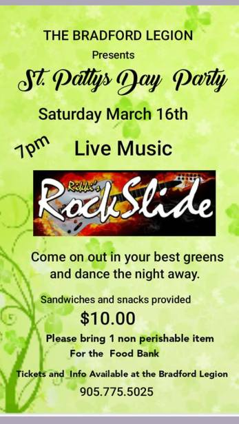 St Patricks Dance 2019