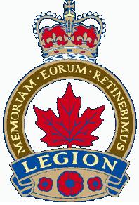 Legion pin