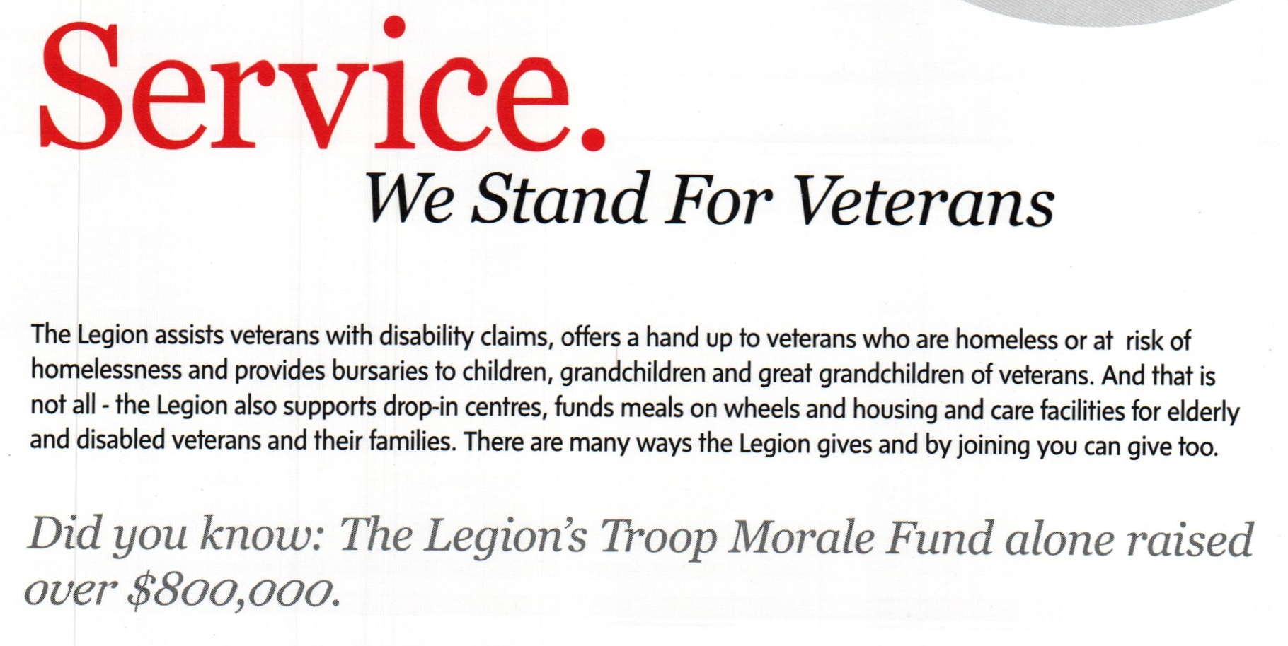 Contact - The Claims - ofers a hand up to veterans
