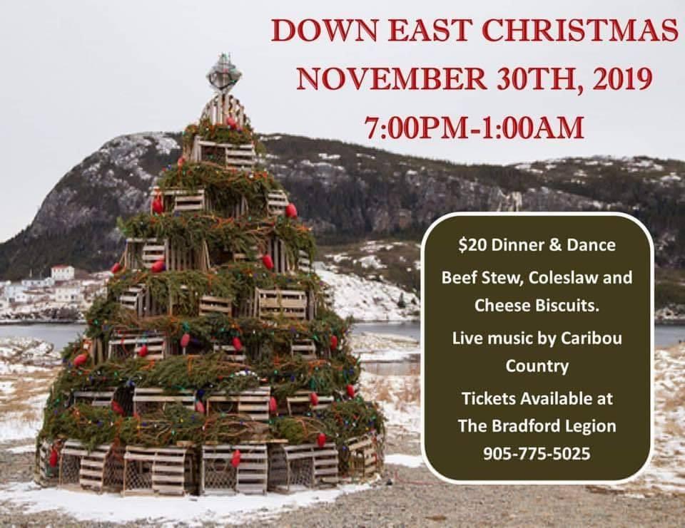Down East Christmas