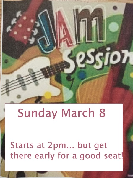 Jam Session March 2020